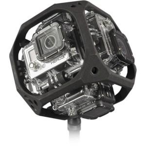 360 GoPro Rig