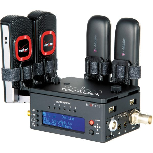 Teradek Bond Cellular Transmitter