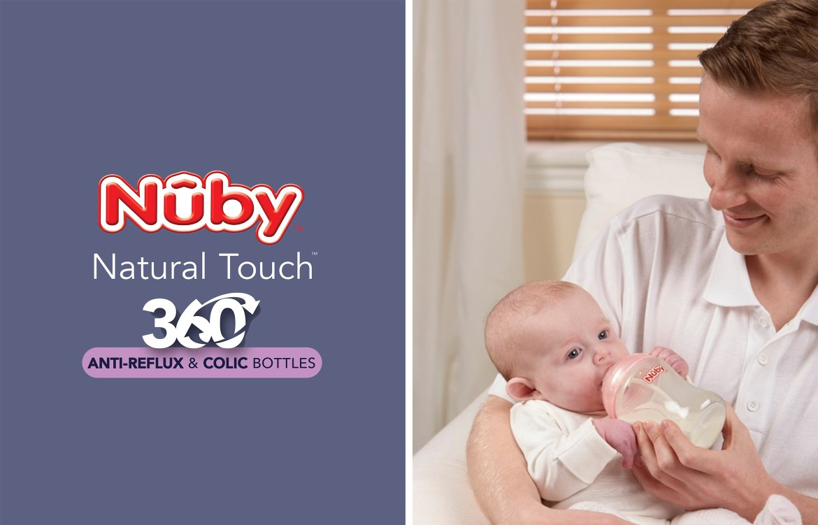 Nûby Natural Touch 360˚