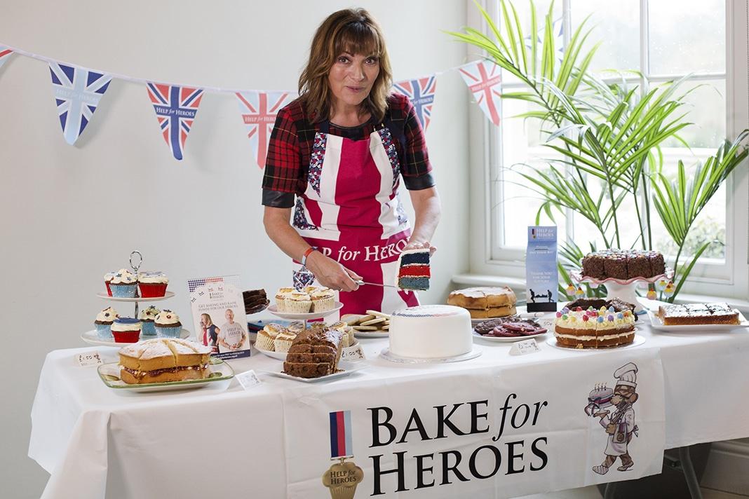 Bake for Heroes - Lorraine