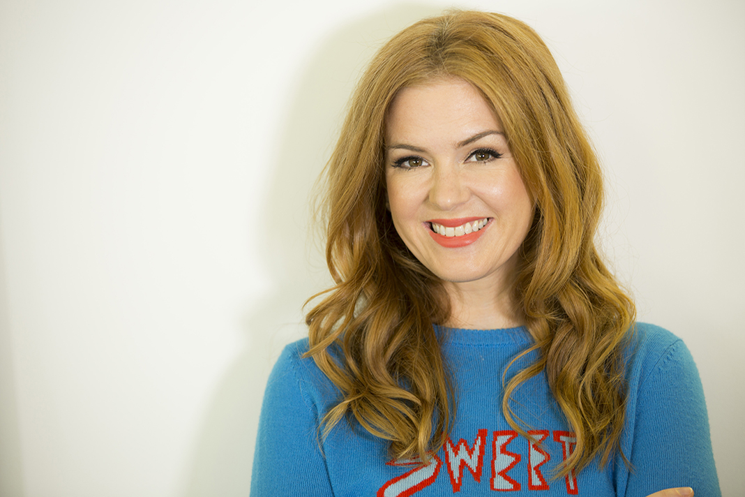 isla fisher interview absolutely mama