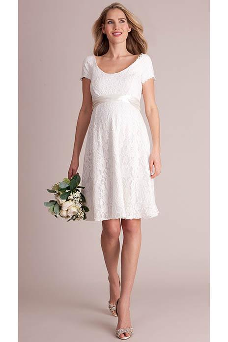 maternity wedding dress 2