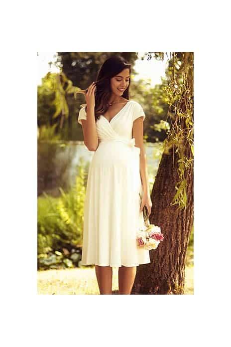 maternity wedding dress 3