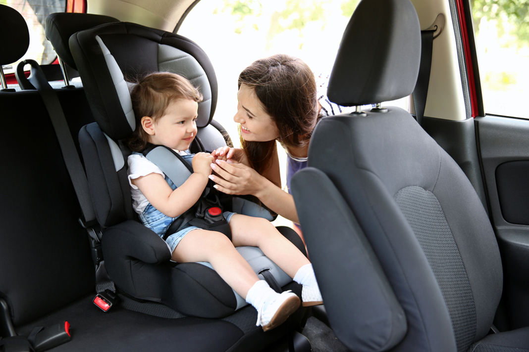 car seat safety new rules laws