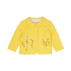 Esther Jacket Lemon Yellow £239; bonpoint.com