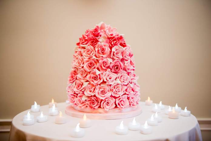Style-statement wedding cakes