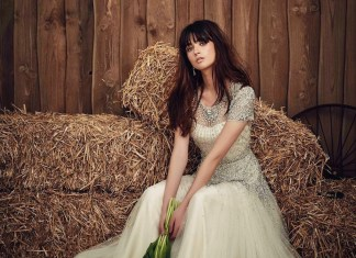 A little bit country: Jenny Packham 2017 bridal preview