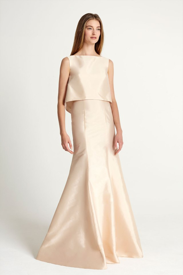 Glamour girls: bridesmaid gowns