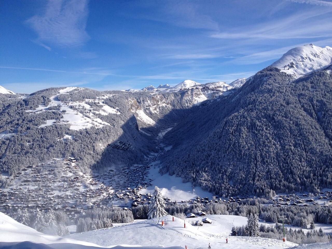 Winter travel: Alpine adventure