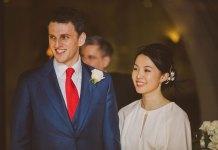 Real wedding: Shanghai magic in London