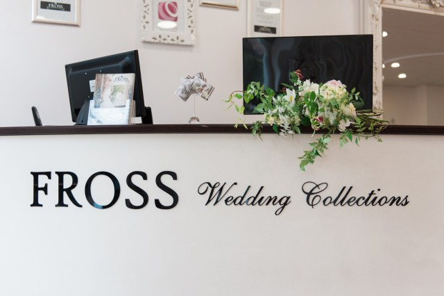 Fross Wedding Collections comes to Fulham for pop-up sample sale
