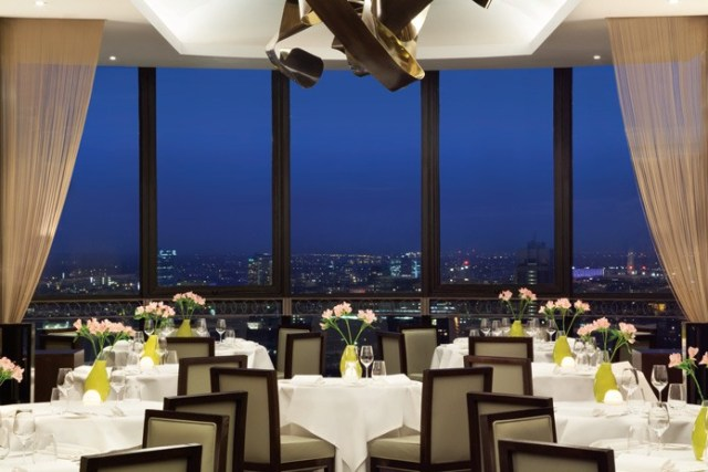 Venue spotlight: Celebrate on top of the world at Galvin at Windows
