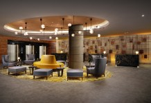 Living the high life: penthouse style at London's Hilton Bankside