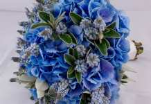 Glamorous bouquet ideas by Laura Kuy