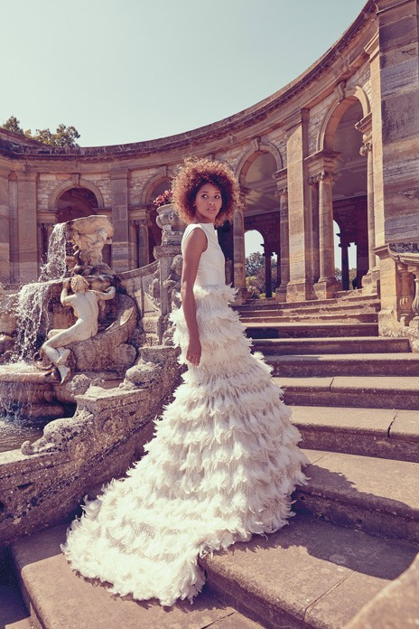 Fashion story: Queen of the castle