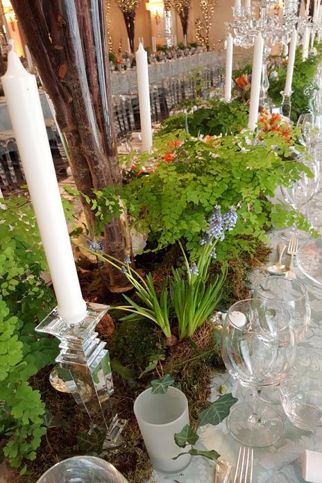 Wedding flowers: An inspired woodland design for a spring wedding