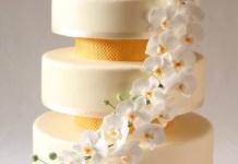 12 delectable designer wedding cakes