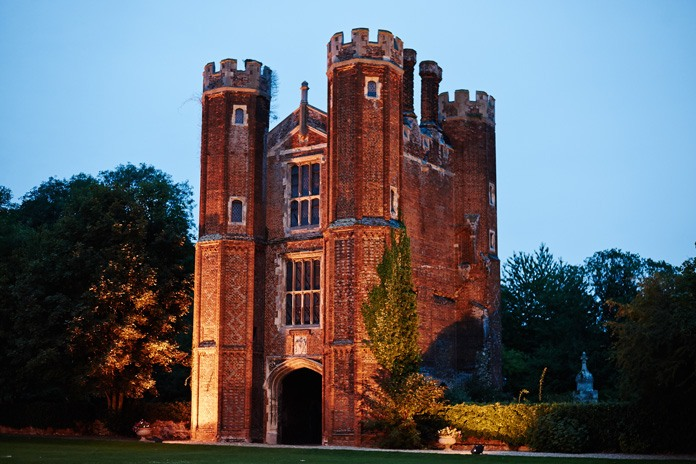 Celebrate your wedding in grand country style at Leez Priory