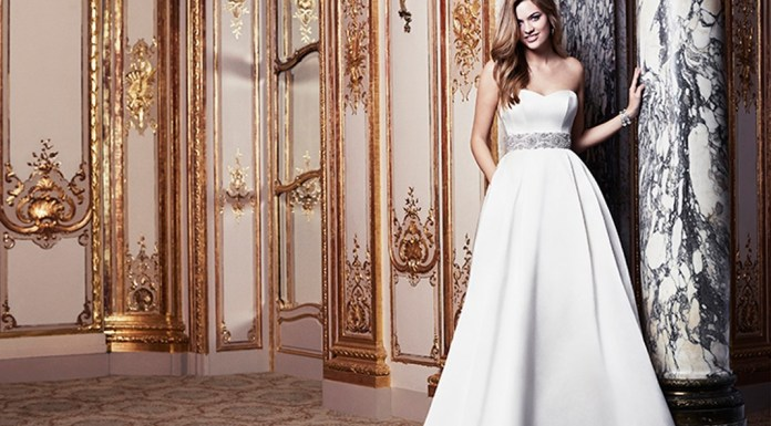 Caroline Castigliano sample sale – the place to find a dream gown for less