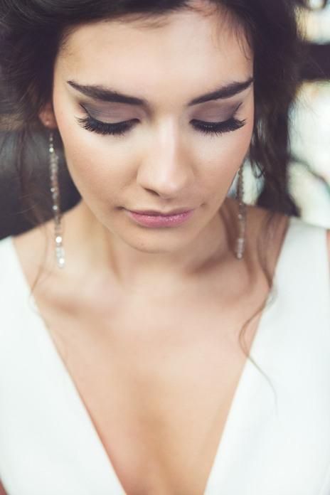 Wedding styling inspiration: Chic city romance at a summer wedding