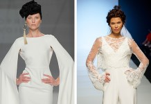 8 bridal runway trends we love for 2018