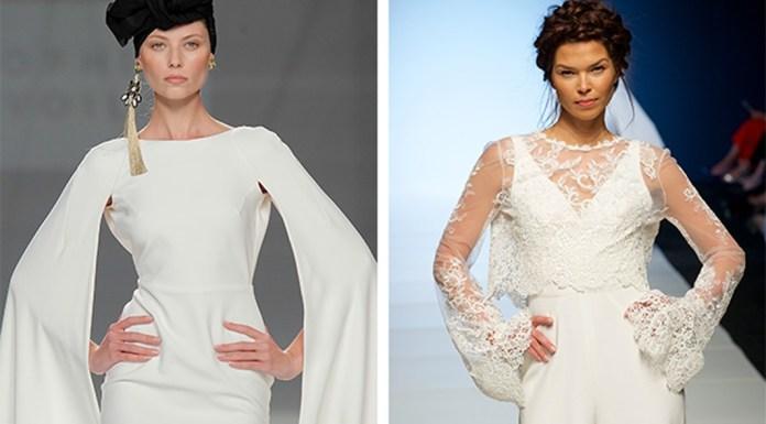 8 bridal runway trends we love for 2018