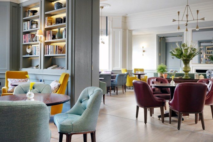 Win a romantic dinner for two at Town House at The Kensington
