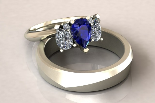 Guest columnist: Jack Meyer of CAD Fantastic on commissioning custom-made wedding rings