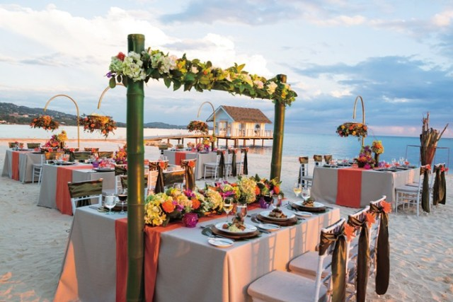 Sandals Resorts new 'aisle to isle' offers endless inspiration for dream weddings