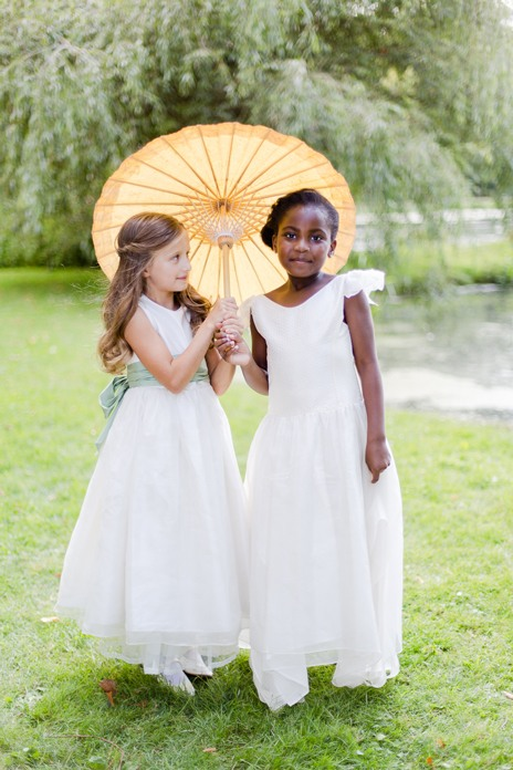 Dreamy dresses for young bridesmaids and flowergirls