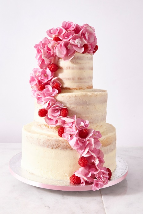 Sweet love: Truly scrumptious wedding cakes