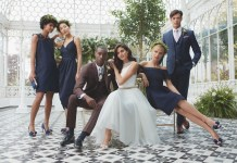 Ted Baker Tie the Knot collection – high style for the whole wedding party