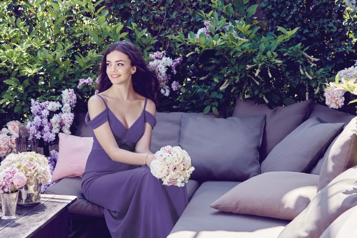 Party-ready: Glamorous gowns for beautiful bridesmaids