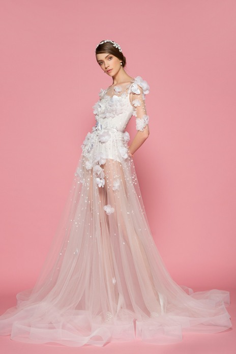 Bridal trend: Bird of paradise