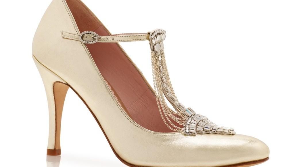 Fashion Moment: Emmy London chain shoe