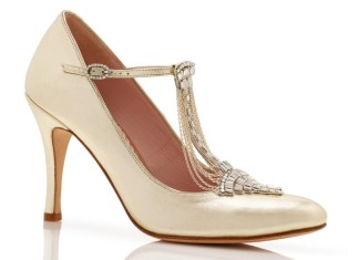 Fashion Moment: Emmy London chain shoe