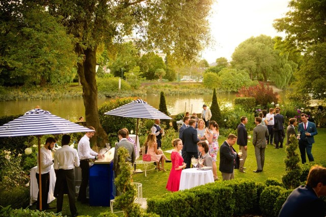 Guest columnist: Amy Braund of the Bingham on how to plan a whirlwind wedding