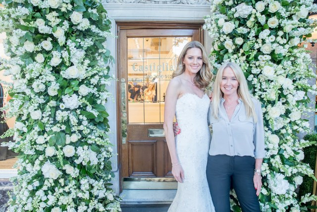 Caroline Castigliano hosts an evening of bridal inspiration in Knightsbridge