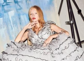 Jenny Packham celebrates her 30th anniversary in London fashion