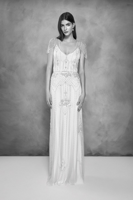 Jenny Packham celebrates her 30th anniversary in London fashion