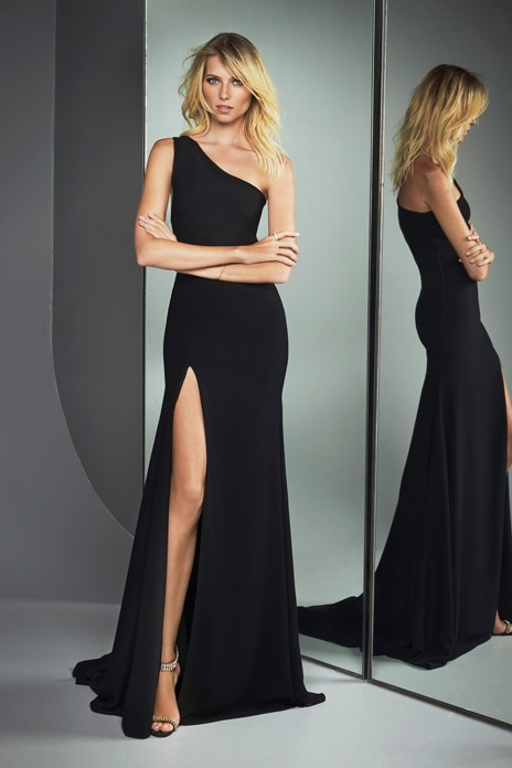 Pronovias' new Evening Essentials collection has the winter wedding season covered