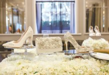 Emmy London's new Corinthia Collection offers glittering London style