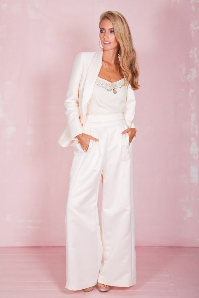 Bridal trend: Smarty pants