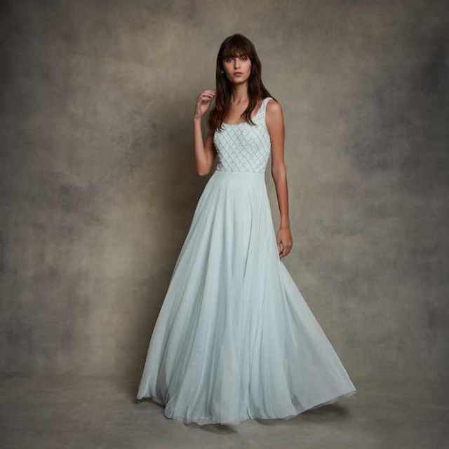 Bridesmaids fashion: Perfect party finery with these high-glamour gowns