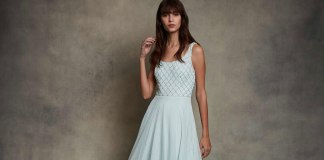 Bridesmaids fashion: Party finery with these high-glamour gowns