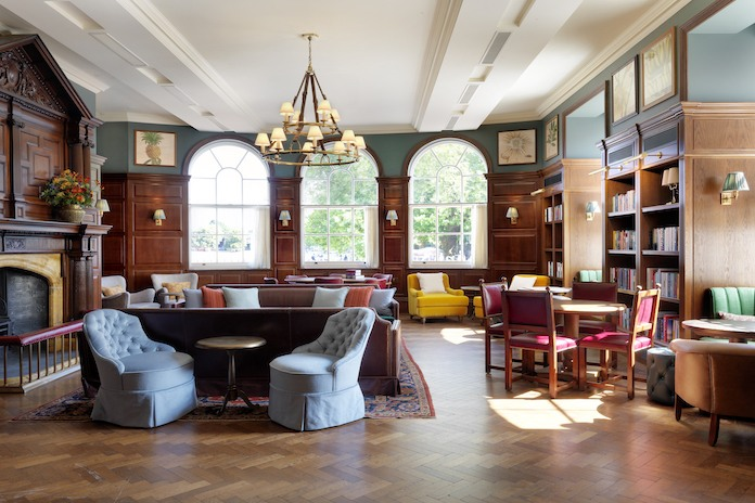 A perfect Cambridge retreat reborn at the University Arms