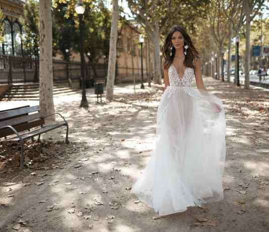 Bridal trend: Fairytale gowns for modern romantics