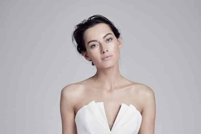 Bridal trend: Sharp cut