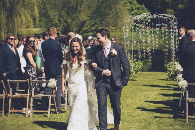 Real wedding: Country Classic in the heart of Norfolk