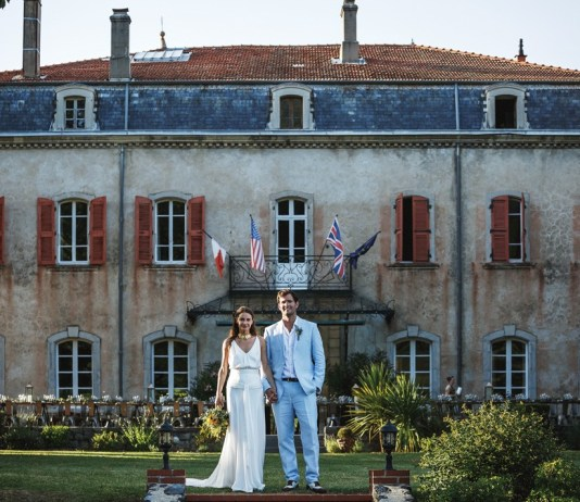 Real wedding: A perfect Provence party